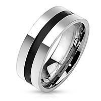 Мужское кольцо из стали от Spikes R-M3946, р. 19, 20, 20.5, 21.5, 22