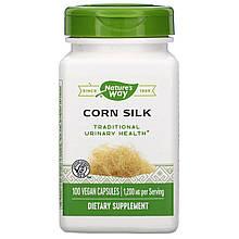 """Кукурузные рыльца Nature's Way """"Corn Silk"""" 1200 мг (100 капсул)"""
