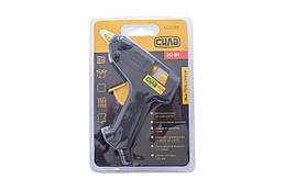 Пистолет клеевой Сила - 7,2 мм x 20 Вт (600351), (Оригинал)