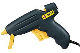 Пистолет клеевой Topex - 200 Вт, 12 г/мин (42E521), (Оригинал)