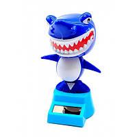 Акула танцующая на солнечной батарее (Flip Flap)