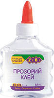 Клей ПВА ZiBi KIDS Line 88мл прозрачный (ZB.6112-00)