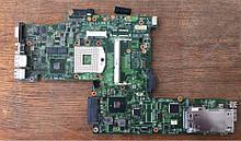 Материнская плата для ноутбука Lenovo ThinkPad T410i 09A33-3 48.4FZ10.031 ( QM57, N10M-NS-S-A3 2xDDR3 ) бу
