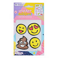 Набор наклеек YES Leather stikers