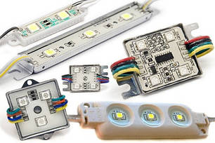 Модулі світлодіодні (кластери)