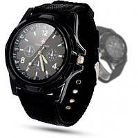 Мужские часы Swiss Army Чёрные, (Оригинал)