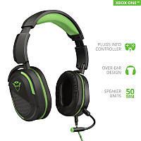 Акция! Гарнитура Trust GXT 422G Legion Gaming Headset for Xbox One BLACK (23402) [Скидка 3%, при условии 100% предоплаты!]