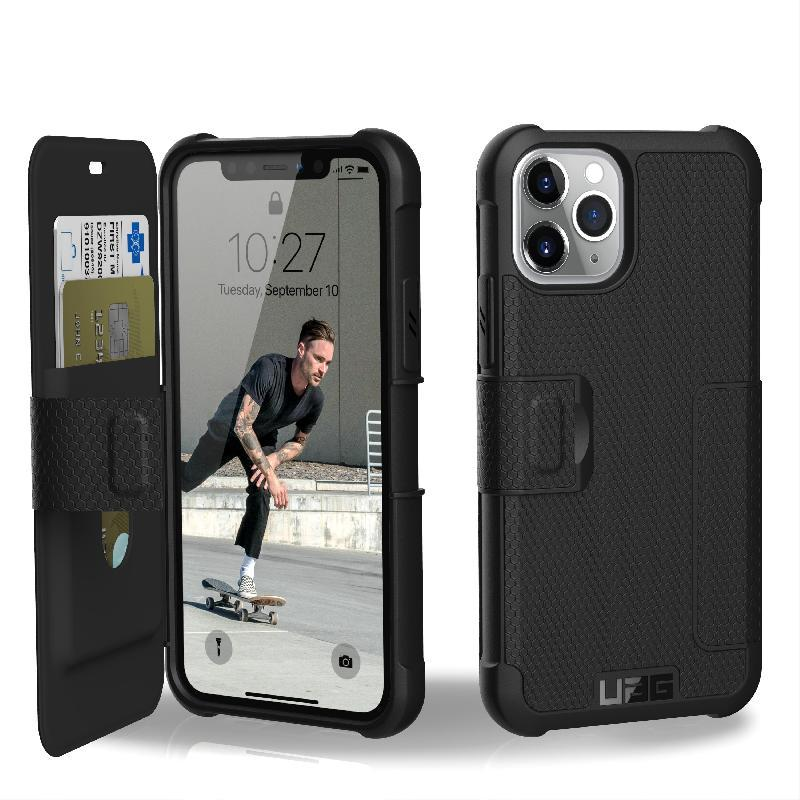 Акция! Чехол UAG для iPhone 11 Pro Metropolis, Black (111706114040) [Скидка 5%, при условии 100% предоплаты!]