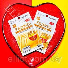 Глюкозамин 15дней  /Glucosamine Япония! Daiso