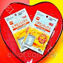 Вітаміни / Vitamin Mix Daiso Японія!