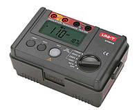 UT501A, мегаомметр UNI-T, фото 5