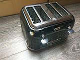Тостер Breville Impressions 4 ломтик - черный, фото 2