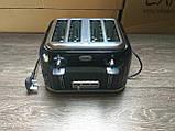 Тостер Breville Impressions 4 ломтик - черный, фото 3
