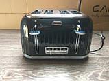 Тостер Breville Impressions 4 ломтик - черный, фото 4