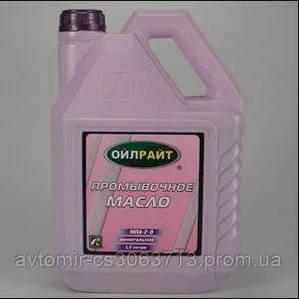 Масло промывочное 3,5 литра (пр-во OIL RIGHT)