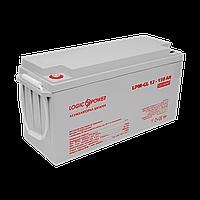 Аккумулятор гелевый LPM-GL 12V - 150 Ah