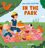 English Books. Look and find, Clever baby: In The Park