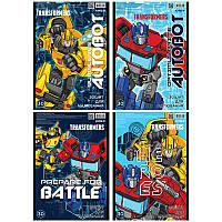 Альбом дя рисования Kite Transformers 30л спираль (TF20-243)