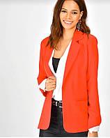 Женский удлиненный пиджак Турция в цветах