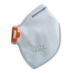 Респиратор защитная маска для лица мужская/женская СПЕКТР - 2 FFP
