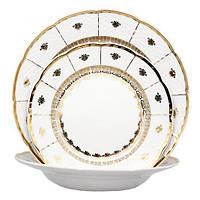 Набор тарелок 18 предметов Menuet Thun 72244-18-Т