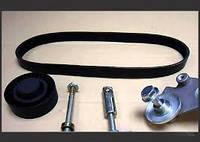 Ремень поликлиновый 6РК1750  ГАЗ 3102, 31105, Газель, Соболь. Двигатель Крайслер EDZ 2.4л DOHC