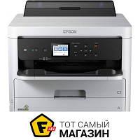 Принтер стационарный WorkForce Pro WF-C5290DW (C11CG05401) a4 (21 x 29.7 см) для малого офиса - струйная печать (цветная)