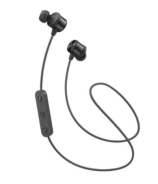 Bluetooth наушники Joyroom JR-D3S Dual battery Black