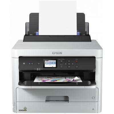 Струйный принтер EPSON WorkForce Pro WF-C5290DW с Wi-Fi (C11CG05401)