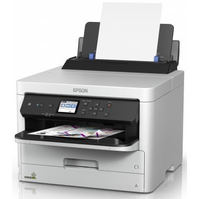 Струйный принтер EPSON WorkForce Pro WF-C5290DW с Wi-Fi (C11CG05401) 3