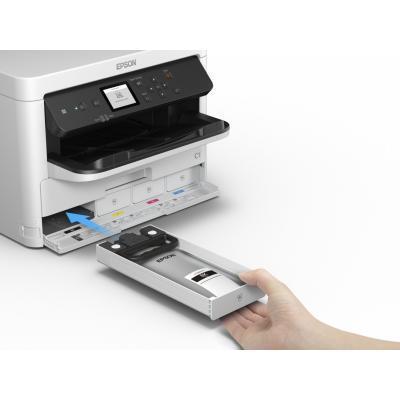 Струйный принтер EPSON WorkForce Pro WF-C5290DW с Wi-Fi (C11CG05401) 5