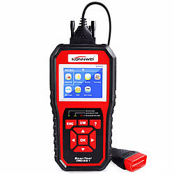Сканер-адаптер KONNWEI KW850 для диагностики автомобиля OBDII (TDGG3G48DFGF7UH)