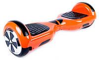 Гироскутер SmartWay U3 Pro Music LED с самобалансом и приложением Оранжевый (SM0001U3OR)
