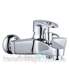 Смеситель для ванны Zegor Z33-SKE-A180 с аксессуарами
