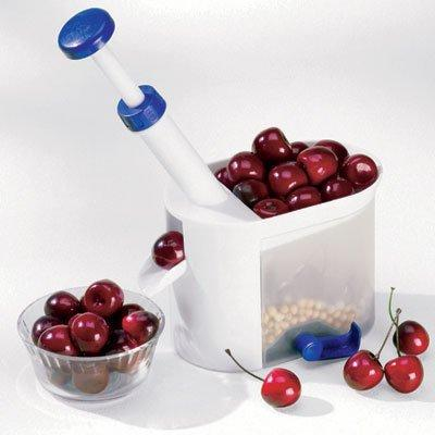 Машинка для удаления косточек из вишни Синий