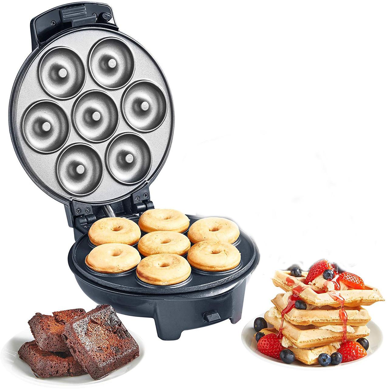 Вафельница для пончиков DSP 600 Ватт