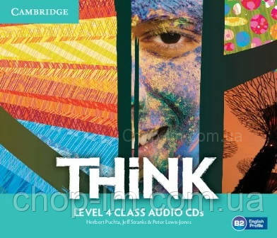 Аудио диск Think Level 4 Class Audio CDs