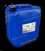 Масло трансформаторное Т-1500 канистра 10 л ГОСТ 982-80 Олива трансформаторна Т-1500 каністра Масло Т1500 10л