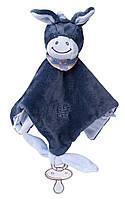 Мягкая игрушка Nattou кукла ослик Алекс (321150)