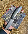 Нож складной Bestech Knife DOLPHIN Retro Gold BT1707A, фото 3