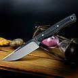 Ніж Bestech Knife HEIDIBLACKSMITH Black BFK01C, фото 3