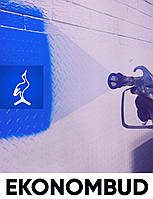 АКЦИЯ! Покраска Безвоздушная | от 30грн/м2 | EKONOMBUD, фото 1