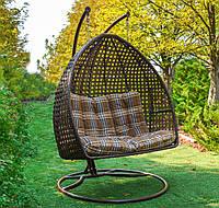 """Підвісне крісло-кокон """"Дабл преміум"""", фото 1"""