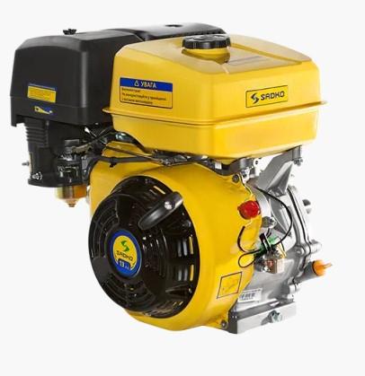 Двигун бензиновий Sadko GE-390 / 9.6 (кВт) (Словенія)
