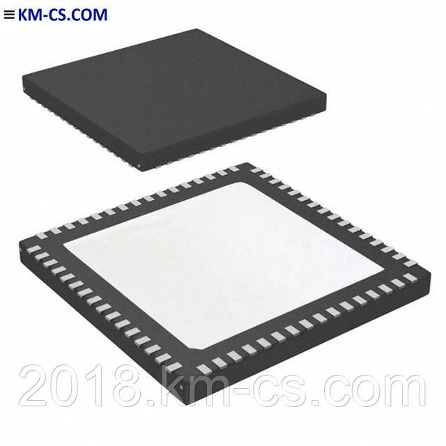 Микроконтроллер ARM EFM32GG330F1024G-E-QFN64R (Silicon Laboratories)