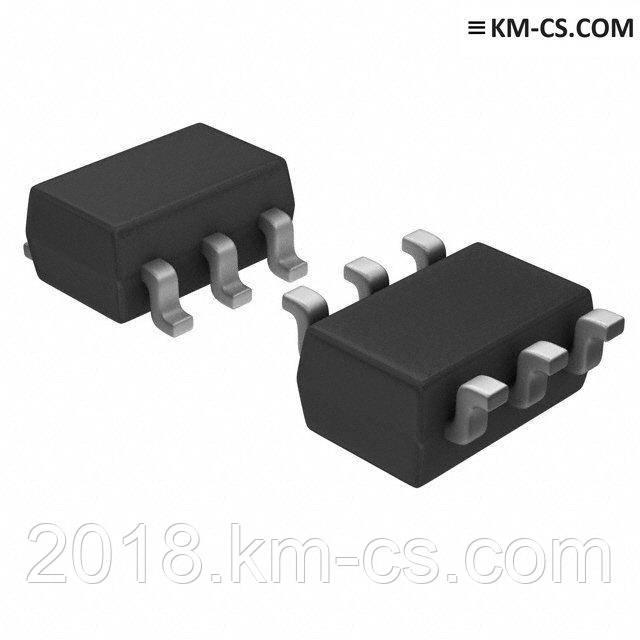 Ключі розподільники потужності (Power Distribution) TPS22918DBV (Texas Instruments)