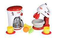 Ігровий набір Same Toy My Home Little Chef Dream Кухонний міксер і кавоварка 3202Ut