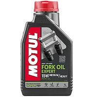 Масло вилочное MOTUL Fork Oil Expert Medium/Heavy SAE 15W 1л. 105931/822101