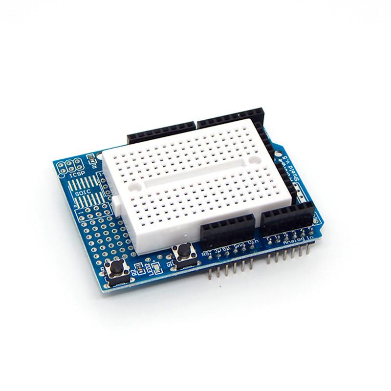 Arduino шилд прототипа Uno ProtoShield v5.0