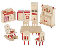 Набір для ляльок goki Меблі для кухні 51951G